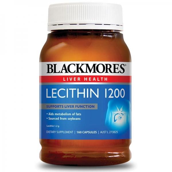 BLACKMORES 澳佳宝 卵磷脂LECITHIN1200