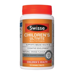 Swisse儿童复合维生素120粒
