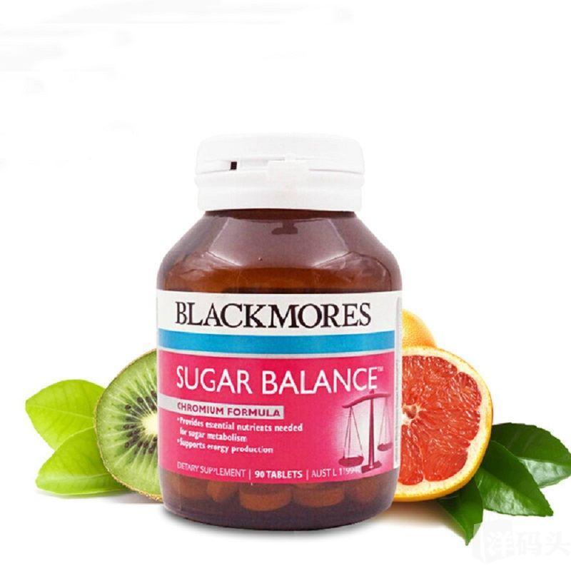 Blackmores Sugar Balance 90tab 澳佳宝血糖平衡素