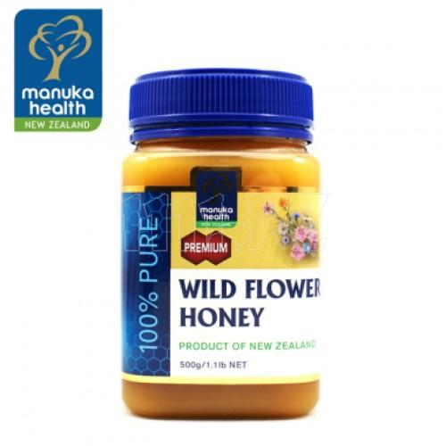 Manuka Health Wild Flower Honey 蜜纽康野花蜜 500克