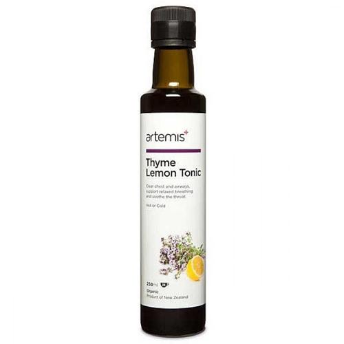 Artemis Thyme Lemon Tonic?250ml 纯天然百里香柠檬滋养液 抗感冒