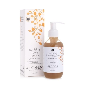 OXYGEN purifying honey masque净化蜂蜜酵素滋养面膜200ml