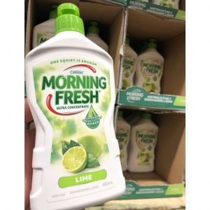 MORNING FRESH(青柠檬味) 400ml 洗涤液